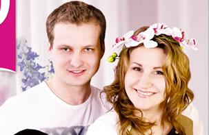 Иван и Татьяна Остафейчуки