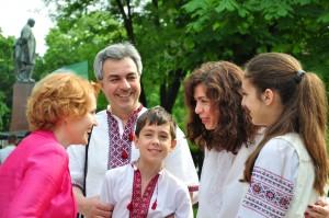 Светлана и украинцы