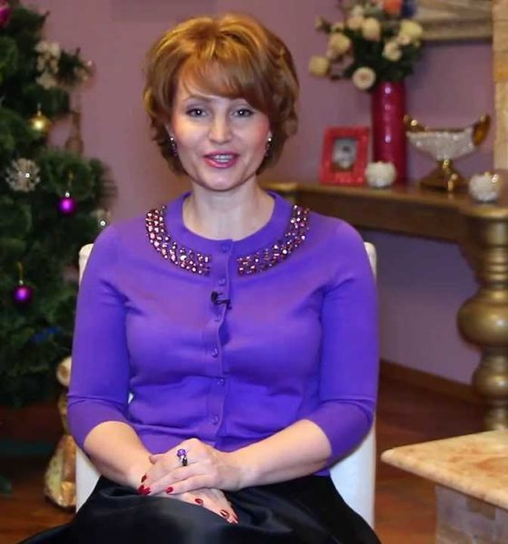 Рождественское поздравление от Светланы Спиваковой